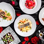 The third Saturday every month, bring the lover enjoy the special set menu at the restaurant.