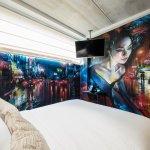 Amsterdam Street Art Room