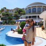 Monaco Suites de Boracay Resmi