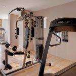 Wellnessbereich Fitness