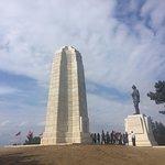 Chunuk Bair New Zealand Memorial and Statue of Ataturk