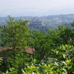 Vue de la chambre sur Florence