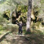 las cascadas del Rio Cuervo