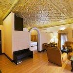 Ceiling Art Work Suite Room