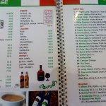 Al Hussain Restaurant Bangkok Menu 1 06 Apr 17