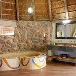 Safari Lodge Tented Room Bathroom