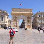 Porte du Peyrou ou Arc de Triomphe