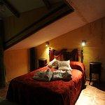 Dormitorio de la casa el Arce