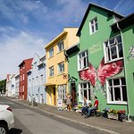 Butterfly guesthouse B&B offer excellent accommodation downtown Reykjavik