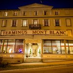 Photo de Hotel Terminus Mont-Blanc