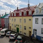 Butterfly guesthouse B&B offer best accommodation in center of Reykjavik