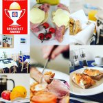 Our award-winning breakfasts set you up for your day