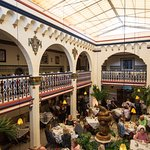 Hilton Garden Inn Tampa Ybor Historic District Foto