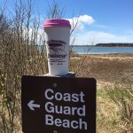 Coffee to enjoy at the beach!