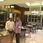 With South Indian Chef Francis Bikran