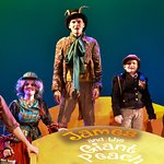"""James and the Giant Peach"" January 2017"