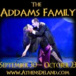 """The Addams family""  October 2016"