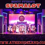 """Spamalot"" August 2016"