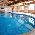 Indoor Heated Fresh Swimming Pool with fresh well water