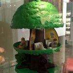 albero magico anni 70 sezione giocattoli
