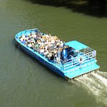 Hellgate boat tours