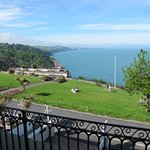 View from the Babbacombe Room