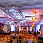 Sweet Sixteen in the Grand Ballroom