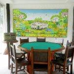 Salón de juegos de mesa