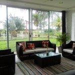 Sala de descanso ideal para tomarse un descanso y disfrutar de la tranquilidad del hotel