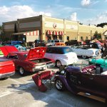 "Monthly ""Cruise In"" at Hot Rod's on the 3rd Saturday from 4-8pm."