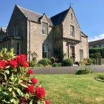 Allerton House and garden