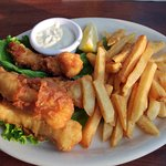 Ono fish & chips