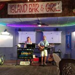 Latitude (Tom and Michelle Becker) plays at IB&G most Wednesday nights all summer.