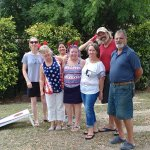 Fun at the Admiralty RV Resort on Memorial Day Weekend