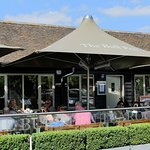 The Bull Pen Tearoom and Restaurant at the Battlers Green Farm Shopping Village