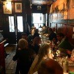 Inside view of restaurant\pub