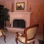 Suite 2 Fireplace