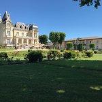 Foto de Chateau Grand Barrail