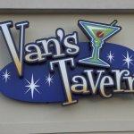 Van's Tavern located on-site.