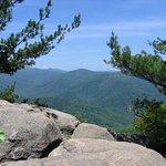 Old Rag Mountain Hike Foto