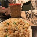 Riz gluant et cantonais