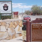 Smokey Bear Museum & Gift Shop, Capitan NM. TWO (2) VENUES.
