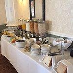 The Crown Boroughbridge Breakfast
