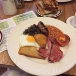 The Crown Boroughbridge Breakfast