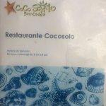 Foto de Cocosolo Lodge