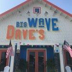 Big Wave Dave's Entrance