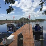 Great day for an airboat ride. Friendly staff especially Captain Louis for accommodating/assisti