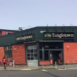 Tangletown from the street
