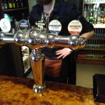 Draft Pumps at the Bar