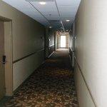 corridor du 4ième étage